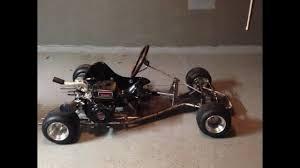 Homemade Shifter Go Kart