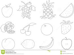 Small Picture fruit coloring pages pdf Archives Best Coloring Page