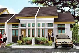100 desain rumah minimalis mewah sederhana idaman terbaru
