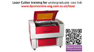 <b>Laser Cutting</b> — Dyson Centre for Engineering Design