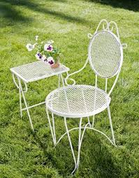 white metal outdoor furniture. wrought iron furniture white metal outdoor f