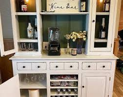 The keg steakhouse + bar is the perfect place to connect. Coffee Bar Hutch Etsy