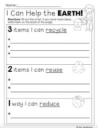 FREEBIE - Earth Day Printables