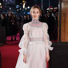 Saoirse Ronan Fanpage's Instagram post | Beloved film, Victorian dress,  Instagram posts