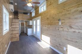Slick Tiny House Converted From Foot Shipping Container Curbed - Very small house interior design