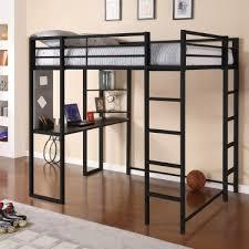 loft bunk bed workstation desk combo kids bedroom charming kids desk