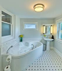 small bathroom remodeling ideas. Bathroom Small Remodel On A Budget Glass Shower Enclosures Beside White Toilet Round Strips Light Silver Remodeling Ideas