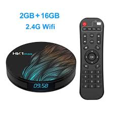 Smart TV Box 4K Resolution HD Output RK3328 Chip Television Online Player  Topbox Remote Control Set USB 3.0 Support|Set-top Boxes
