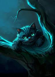Cheshire Cat2015 By Salamandra Sdeviantartcom On At Deviantart