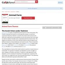 animal farm and research paper pearltrees animal farm themes