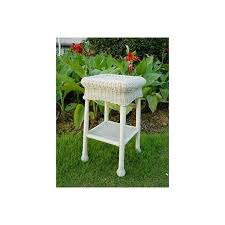 pvc resin stylish side table side table