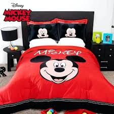 mickey mouse bedspreads mickey mouse comforter with shams sheet set sold separate bedding sets mickey mouse