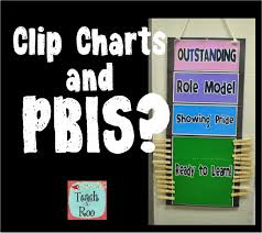 Clip Chart Behavior Management System Clip Charts And Pbis Behavior Management Teach A Roo