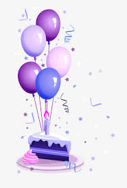 Balloons And Cake Png Free Balloons And Cakepng Transparent
