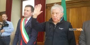 Cassino/ Conferita la cittadinanza onoraria a Don Antonio Mazzi