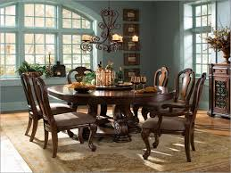 collection in rustic round dining table for 8 room tables 6 decor 7