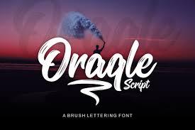 Latest Design Fonts Free Download Oraqle Script Font Download Fontastis Com Free Download