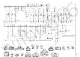 toyota engine wiring diagram toyota wiring diagrams online
