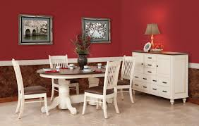 Value City Dining Room Tables Bentley Designs City Walnut 6 Seater Panel Table 6 Ella Scoop Red