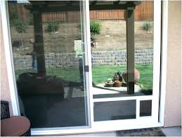 sliding glass dog door large size of twin depot awesome how to install a insert likeable