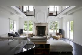 architecture living room modern old house renovation design with gl window white interior color decorating