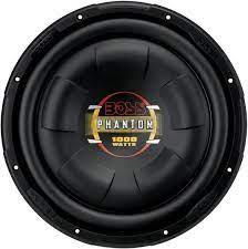 Amazon.com: BOSS Audio Systems D12F 1000 Watt, 12 Inch , Single 4 Ohm Voice  Coil, Shallow Mount Car Subwoofer: Car Electronics
