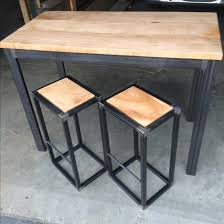Awesome Inspire Q Nelson Industrial Modern Metal Dining Table Custom Made  Modern Industrial Modern Decoration