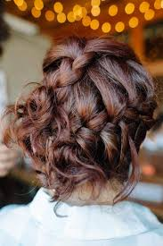 Easy Braid Hairstyles 12 Inspiration How To Easy Braided Updo Fringes Bang Hairstyles And Hair Style