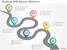 road map powerpoint template free roadmap powerpoint templates slides and graphics