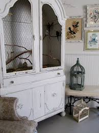 classic diy repurposed furniture pictures 2015 diy. View In Gallery Armoire Repurposed As A Bird Cage For Real Pet Birds Classic Diy Furniture Pictures 2015 T