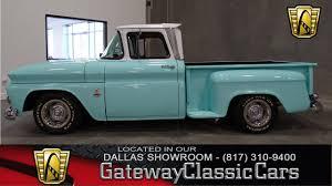 1963 Chevrolet C10 Stepside Stock #23 Gateway Classic Cars Dallas ...