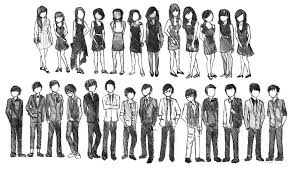 Manga Ideas Prom Clothes Ideas By Marcusqwj On Deviantart