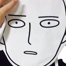 Anime <b>One Punch Man</b> Saitama – Fandomsky