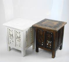 Indian Style Coffee Table White And Brown Coffee Table In Coffee Table Style The Perfect Art