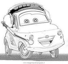 Disegno Cars2luigi Personaggio Cartone Animato Da Colorare