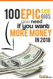 Money Hustle Side Extra 2018 To In Make 113 Ideas Best xfUqOFwS