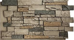 stone wall quarry gray panels decor