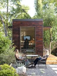 backyard office prefab. plain office incredible prefab home office to build in your backyard  mesmerizing  outdoor relaxing space installed in for