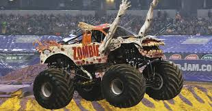 monster jam is at the prinlity stadium and tickets are on now wales