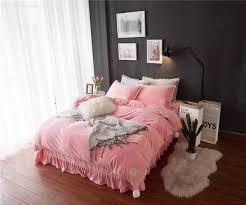kids bedding sets. Small Ball Design Comfortable Soft Velvet Kids Bedding Sets Simple Solid Color Style Duvet Cover Bed