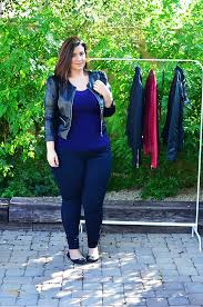 leather jackets plus size ladylike leather jackets fall 2014 plus size fashion plus size