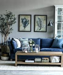 blue living room decor baby navy layout