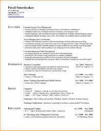 5 Sections Of A Resume Essay Checklist