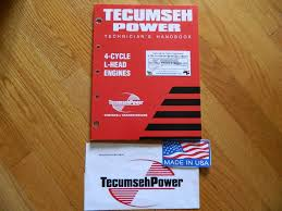 Tecumseh Engine Manual 692509