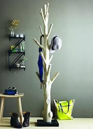 Wall Tree Coat Rack tree coat stand openpollme 75