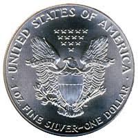 Silver Eagle Mintages