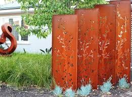 decorative outdoor screen panels garden screening ideas for creating a garden privacy screen decorative outdoor screen