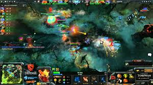 virtus pro vs fnatic eu game 1 the defense 3 dota 2 grand final