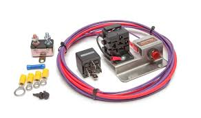 hot shot plus with engine p switch relay kit by painless performance