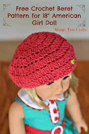 Free Crochet Patterns For American Girl Doll New Ideas
